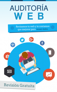 Auditoría Web Gratuita