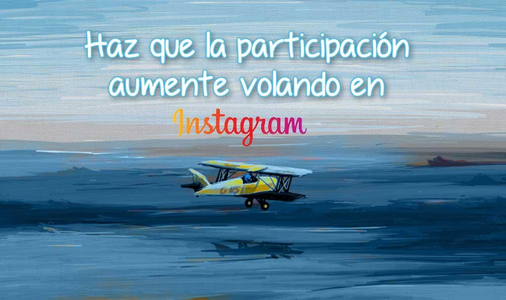 Mejorar la interacción en Instagram