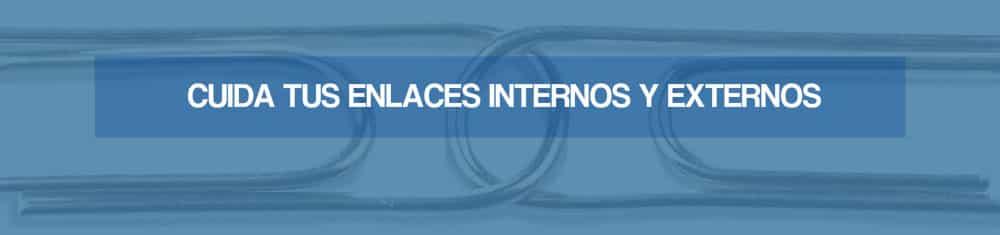 Cómo gestionar los enlaces internos y obtener enlaces externos
