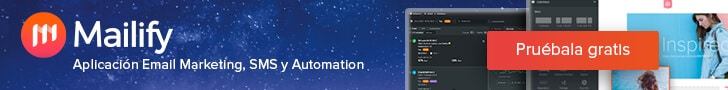 Mailify - plataforma de email marketing