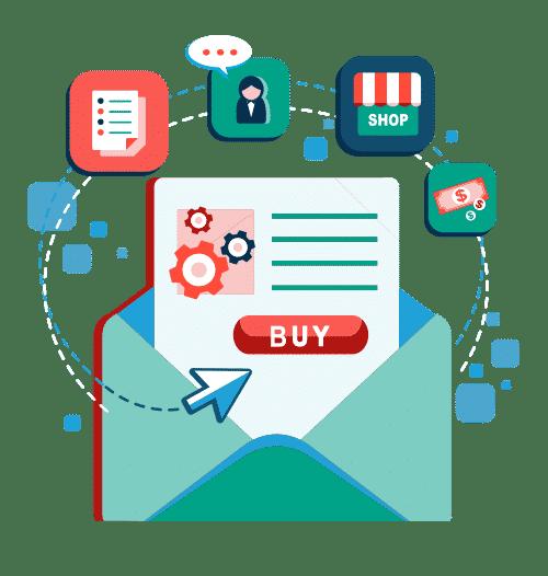 Envío de mensajes personalizados y adaptables
