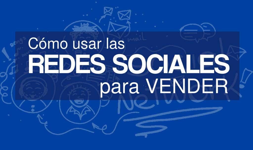 redes sociales para la venta
