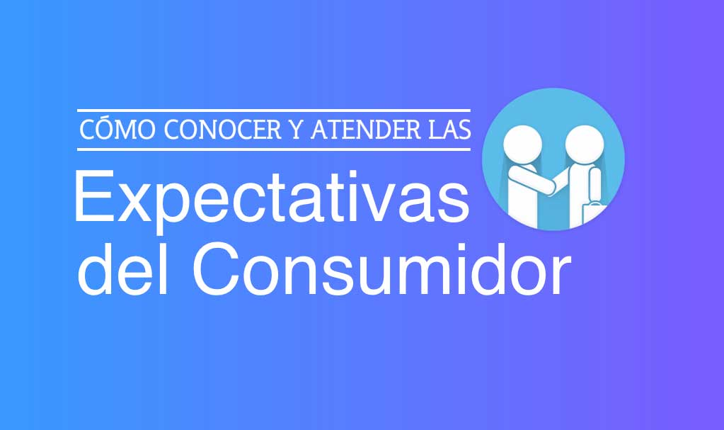 Expectativas del consumidor