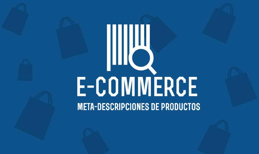 meta descripciones productos