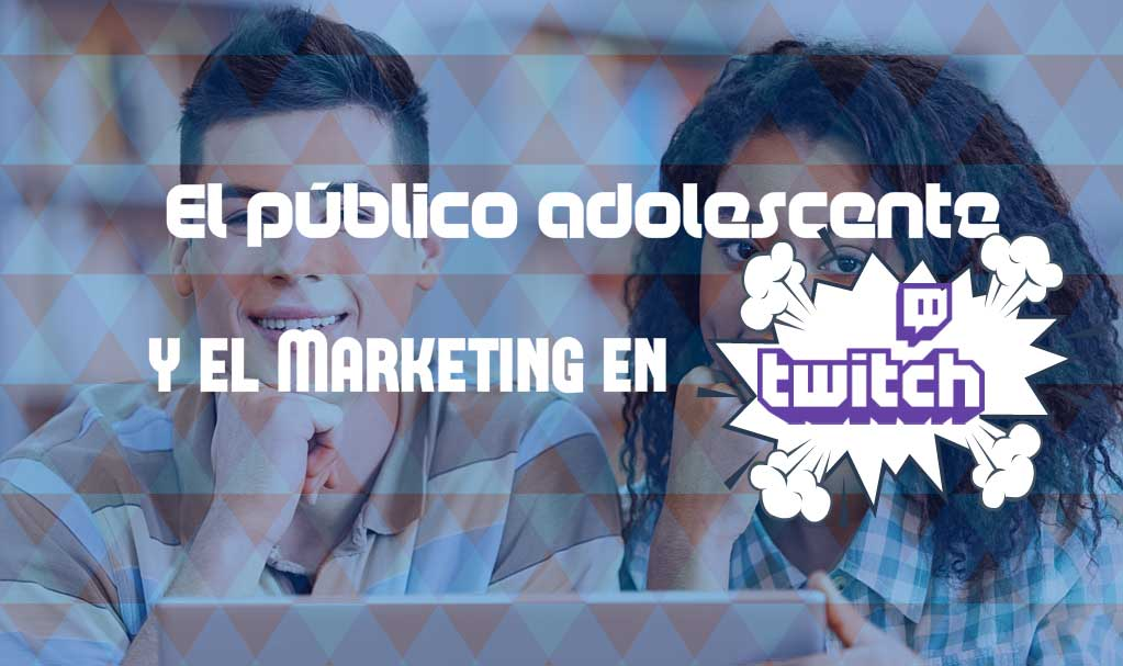 marketing en twitch