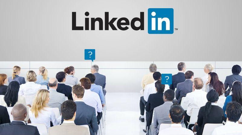 Linkedin eventos